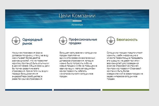 Исправлю дизайн презентации 17 - kwork.ru