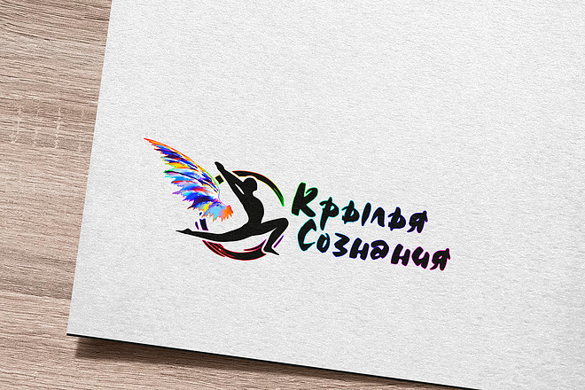 Лого по эскизу 28 - kwork.ru