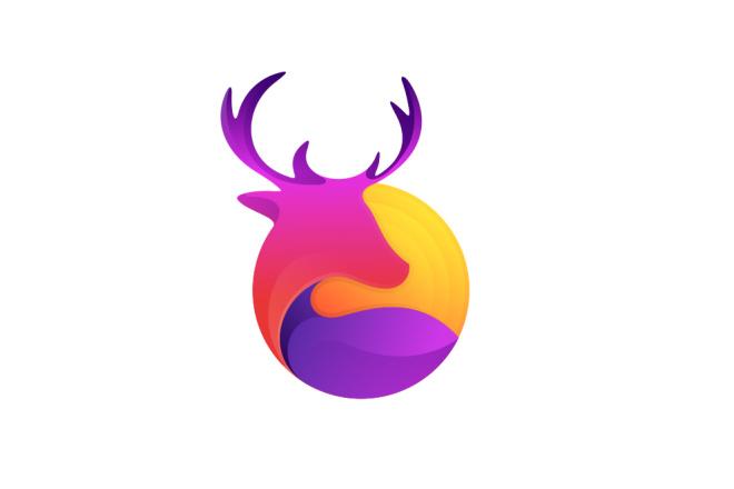 Векторная отрисовка растровых логотипов, иконок 38 - kwork.ru