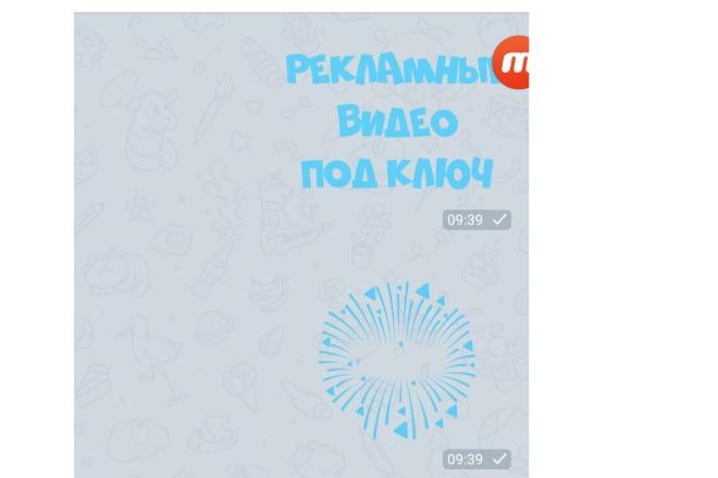 Эксклюзивные анимированные стикеры 1 - kwork.ru