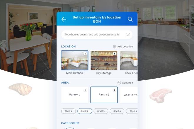 UI UX Дизайн мобильного приложения iOS and Android 1 экран 2 - kwork.ru