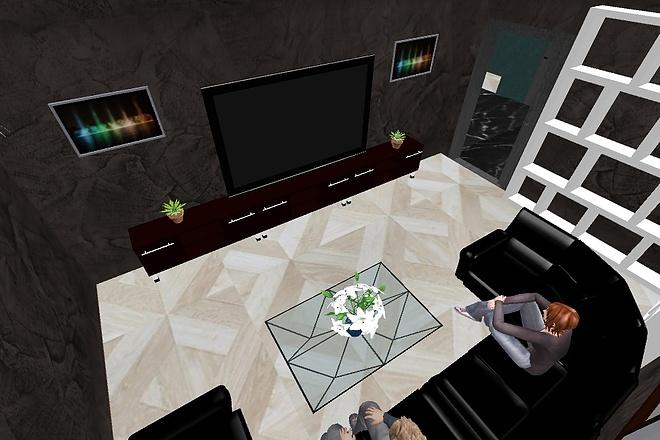 3d визуализация квартир и домов 21 - kwork.ru