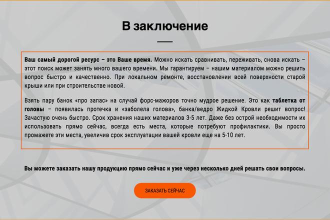 Создам сайт под ключ на WordPress 21 - kwork.ru