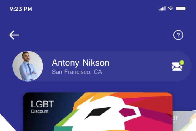 UI-UX Дизайн мобильного приложения под iOS или Android 2 - kwork.ru