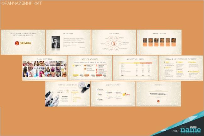 Разработаю маркетинг-кит компании - продающую презентацию 10 - kwork.ru