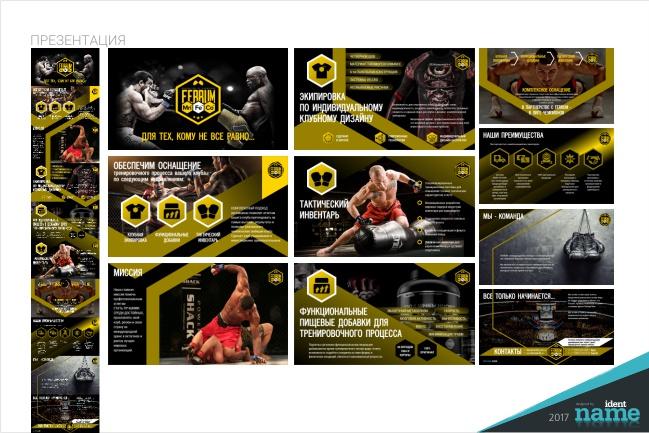 Разработаю маркетинг-кит компании - продающую презентацию 17 - kwork.ru