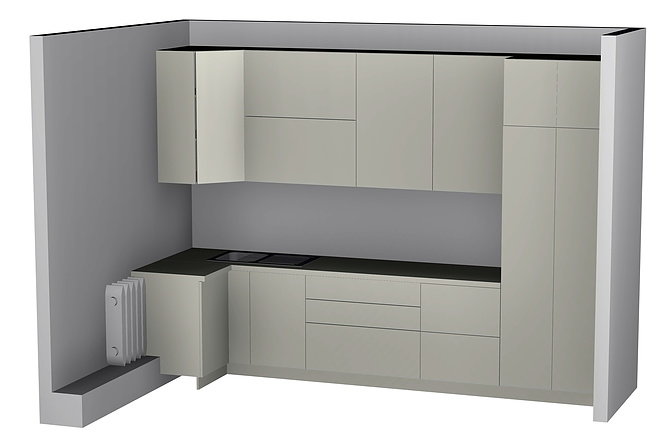 Конструкторская документация для изготовления мебели 129 - kwork.ru
