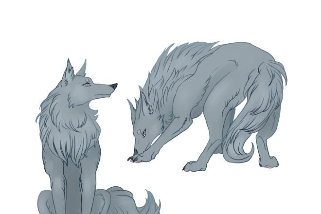Быстро нарисую персонажа, иллюстрацию в любом стиле 3 - kwork.ru