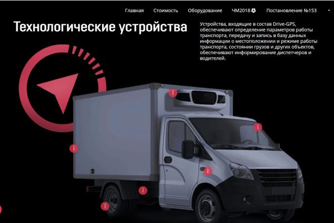 Создание сайта - Landing Page на Тильде 129 - kwork.ru