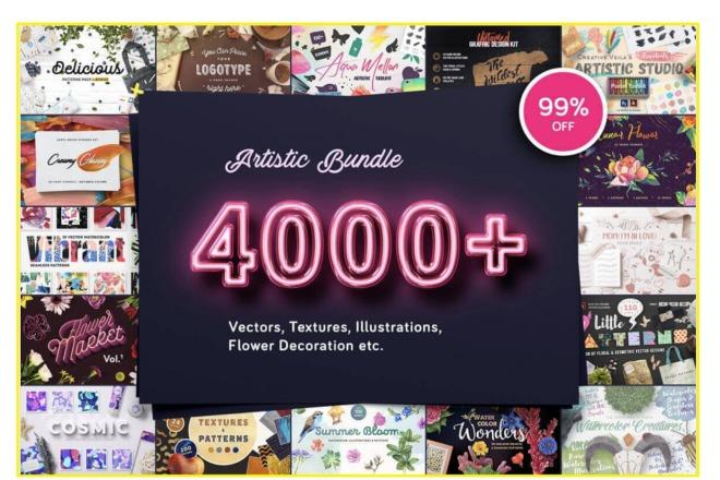 Подборка 3000GB для графического дизайнера 3 - kwork.ru