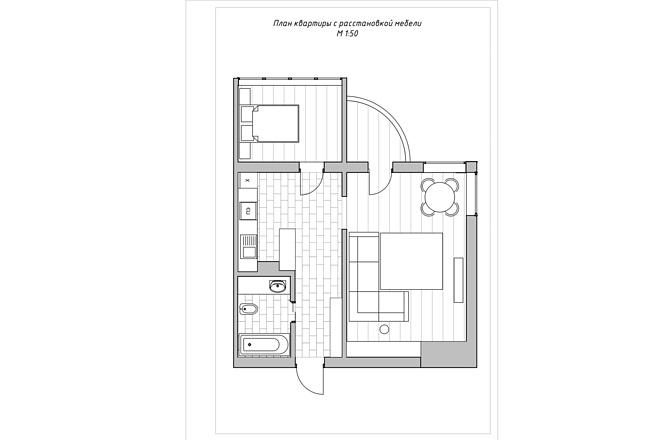 Создам план в ArchiCAD 11 - kwork.ru