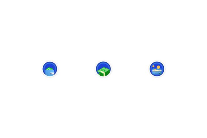 Создам 5 иконок в любом стиле, для лендинга, сайта или приложения 3 - kwork.ru