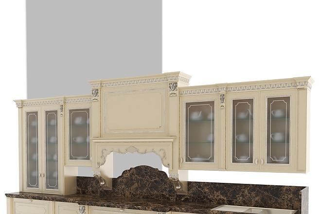 Сделаю 3D модель, текстурирование и визуализацию 30 - kwork.ru