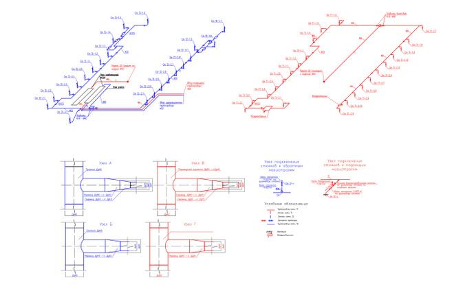 Оцифровка чертежей, планов в DWG, любые чертежи планы,детали 15 - kwork.ru