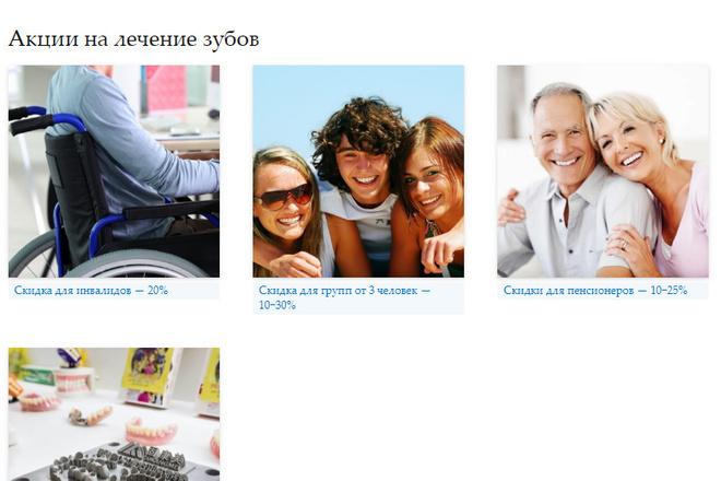 Доработка верстки и адаптация под мобильные устройства 6 - kwork.ru