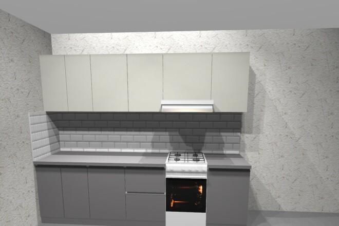 Проектирование корпусной мебели 8 - kwork.ru