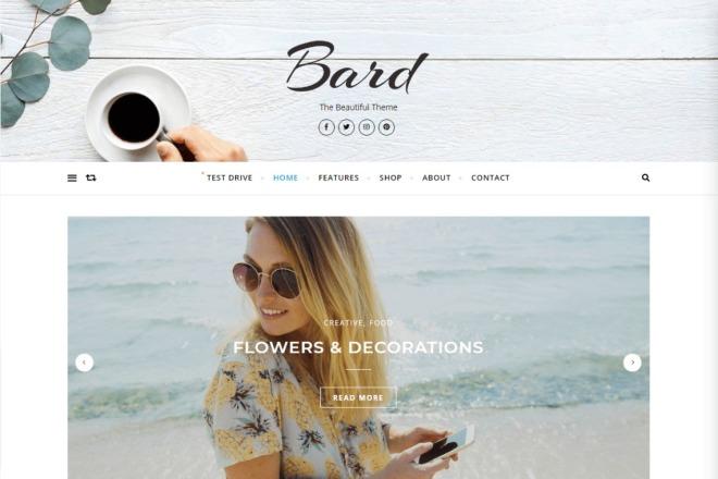 Сайт на Wordpress 2 - kwork.ru