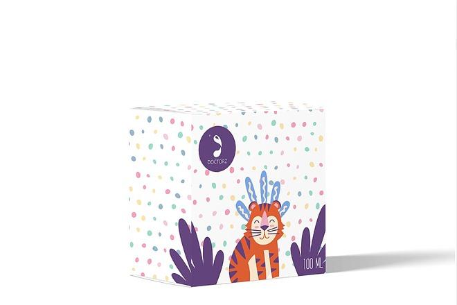 Дизайн упаковки, наклеек, этикеток 9 - kwork.ru
