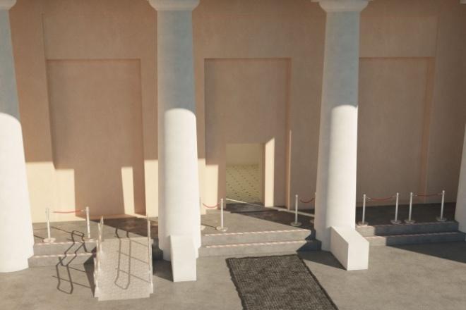 Выполню 3D визуализацию интерьера квартиры, дома, офисного помещения 8 - kwork.ru