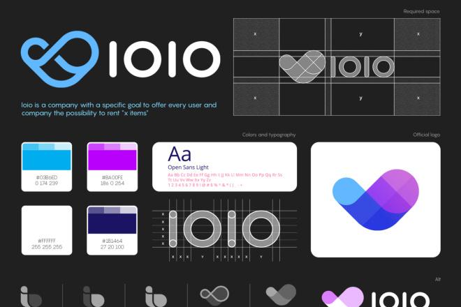 Создание логотипа с нуля 1 - kwork.ru