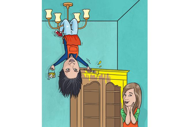 Нарисую для Вас иллюстрации в жанре карикатуры 44 - kwork.ru