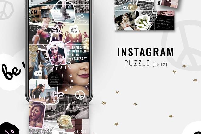 25000 шаблонов для Instagram, Вконтакте и Facebook + жирный Бонус 15 - kwork.ru