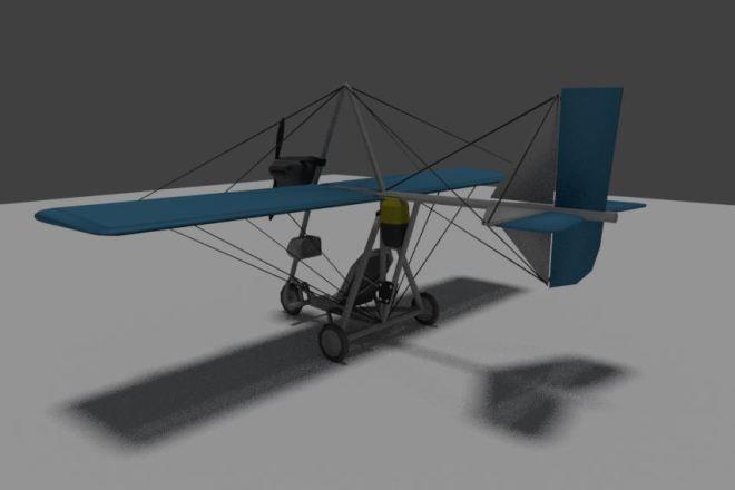 Blender l 3Д моделирование 26 - kwork.ru