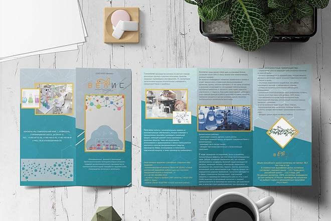 Разработаю макет Брошюры, буклета 1 - kwork.ru