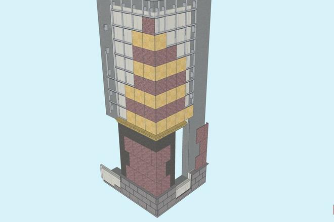 Моделирование и визуализация зданий 30 - kwork.ru