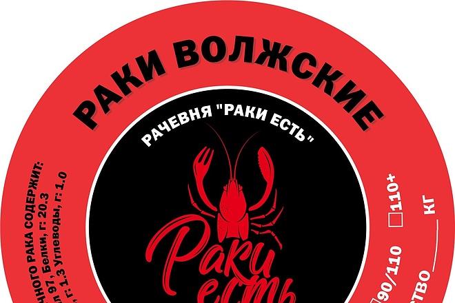 Макет визитки 20 - kwork.ru