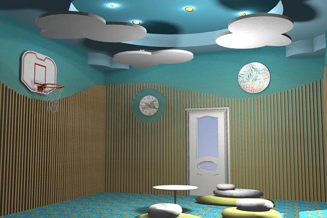 3D визуализация помещений 4 - kwork.ru