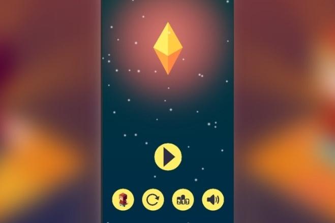 Создание игры на движке Unity 2 - kwork.ru