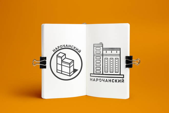 Уникальный логотип в нескольких вариантах + исходники в подарок 133 - kwork.ru