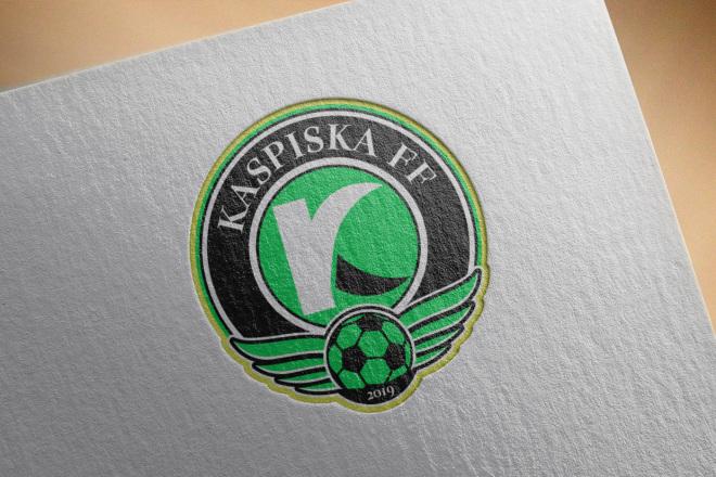 Сделаю логотип в круглой форме 66 - kwork.ru
