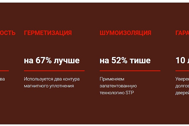 Создание сайта - Landing Page на Тильде 77 - kwork.ru