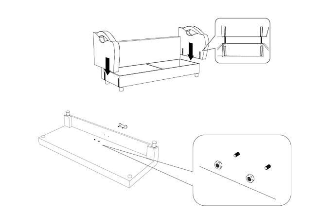Схема, инструкция сборки мебели 20 - kwork.ru