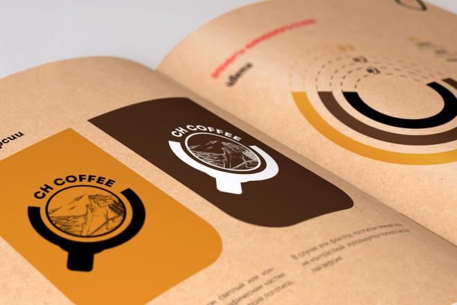 Создам фирменный стиль, гайдлайн 7 - kwork.ru