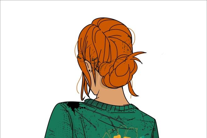 Векторная иллюстрация 3 - kwork.ru