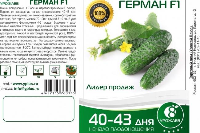 Уникальный дизайн упаковки, этикетки, наклейки 7 - kwork.ru