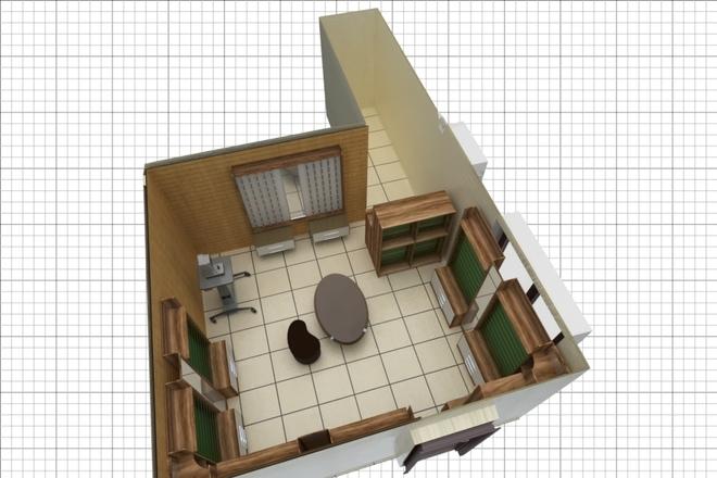 Сделаю 3D модель, текстурирование и визуализацию 73 - kwork.ru