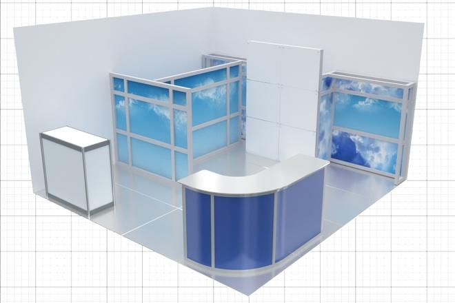 Сделаю 3D модель, текстурирование и визуализацию 65 - kwork.ru