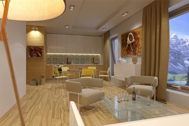 Сделаю 3D модель, текстурирование и визуализацию 135 - kwork.ru