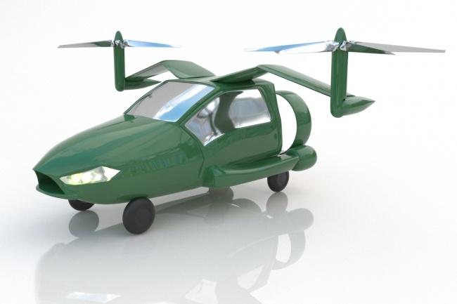 Сделаю 3D модель, текстурирование и визуализацию 111 - kwork.ru