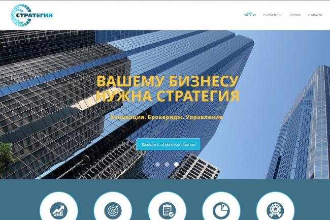 Сделаю сайт на WordPress 13 - kwork.ru