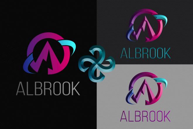 Логотип в кратчайшие сроки 1 - kwork.ru