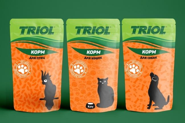 Дизайн упаковки или этикетки 37 - kwork.ru