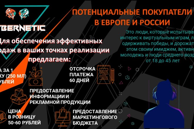 Разработка фирменного стиля 14 - kwork.ru