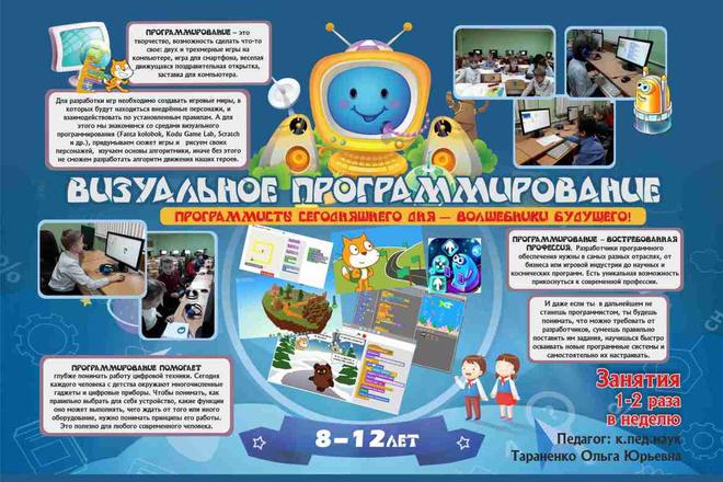 Дизайн - макет быстро и качественно 37 - kwork.ru