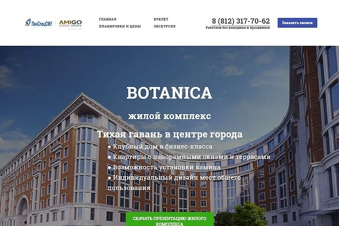Копирование Landing Page 20 - kwork.ru