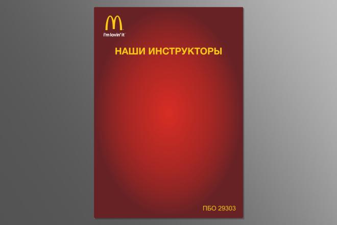 Разработаю дизайна постера, плаката, афиши 4 - kwork.ru